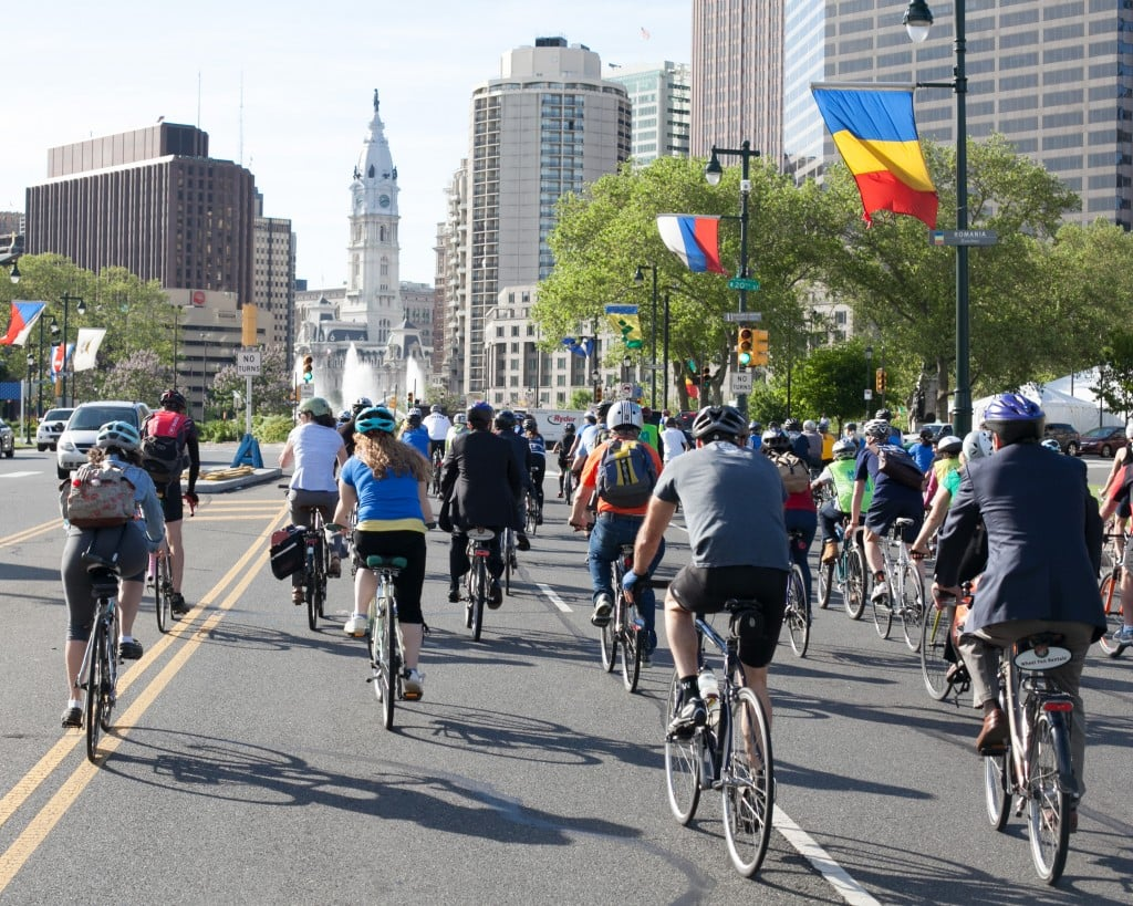 Bike to Work Day in 2013