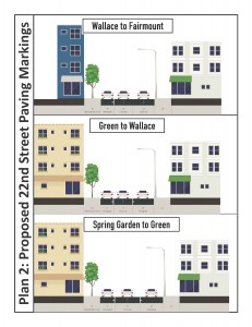 Plan 2-22nd Street Marking (1)
