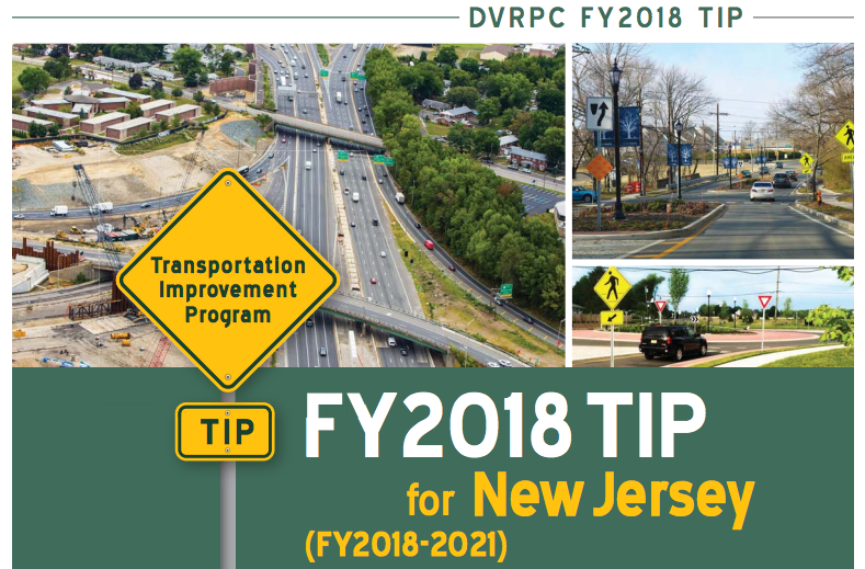 Image: 2018-2021 Draft NJ Transportation Improvement Program