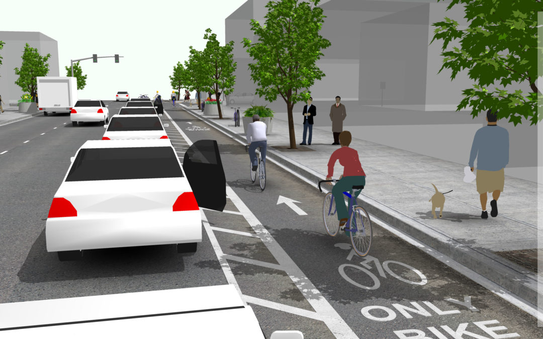 Sign the Petition for Protected Bike Lanes in Pennsylvania Now