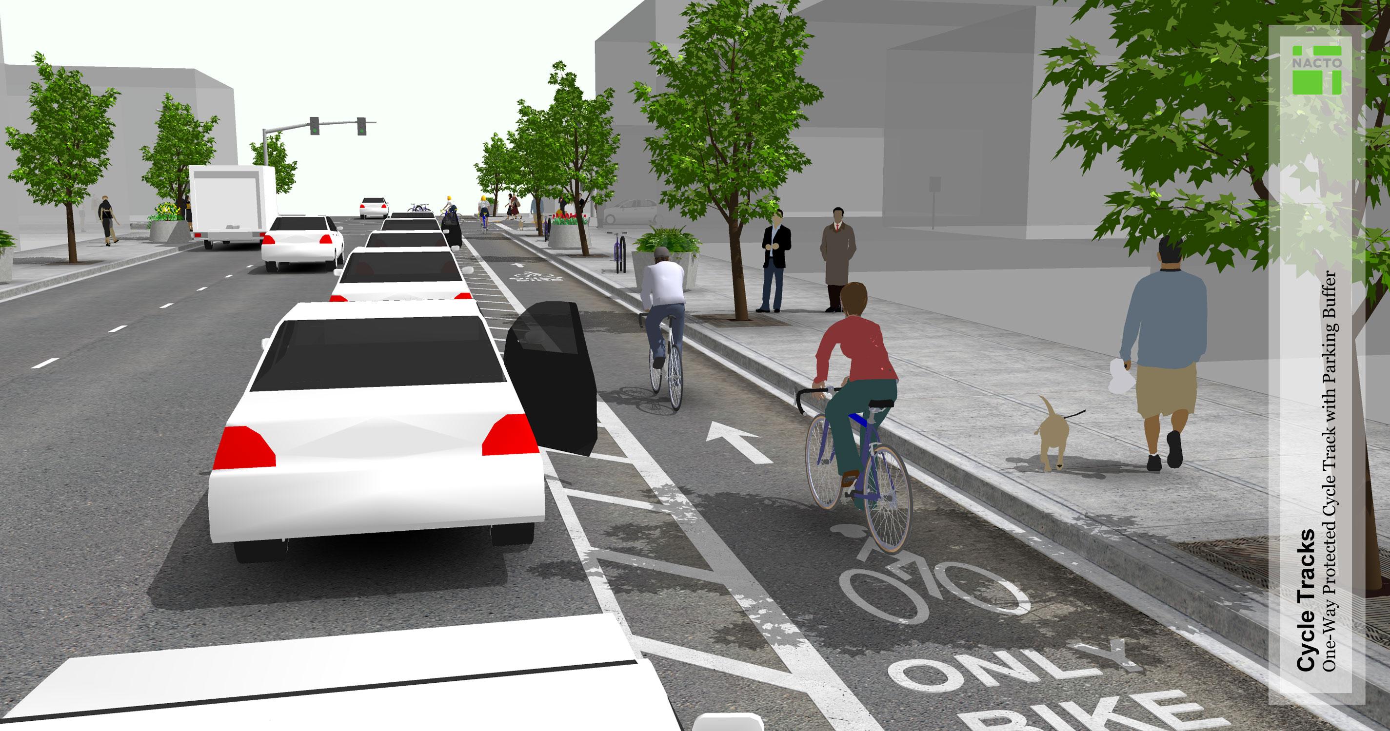NACTO Better Bike Share Partnership