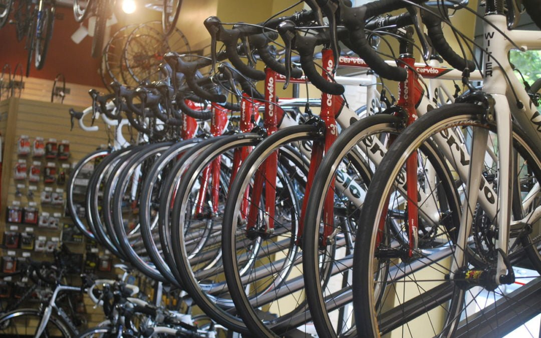 Bike Shops Remain Open With New Pandemic Guidelines