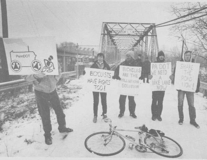 1993 Betzwood Bridge Protest