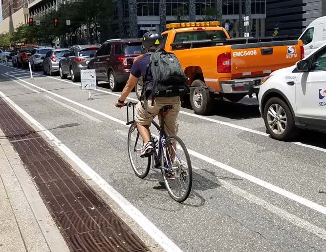 IMPORTANT: Sign the Protected Bike Lane Petition Now