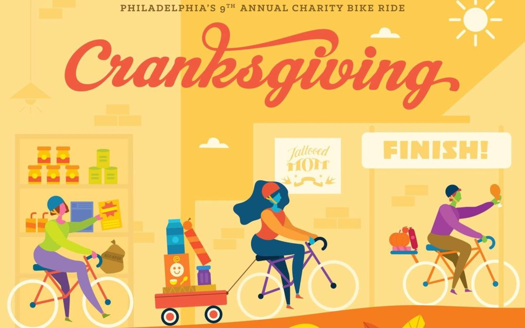 Don't Miss Philly's Ninth Annual Cranksgiving