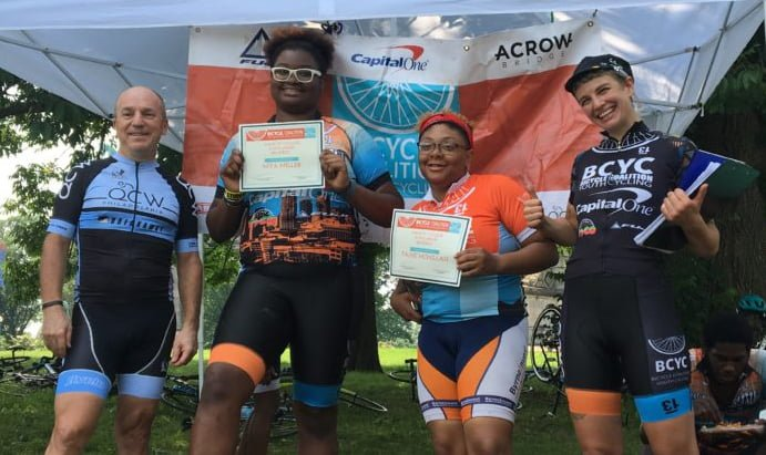 Youth Cycling in Philadelphia scholars