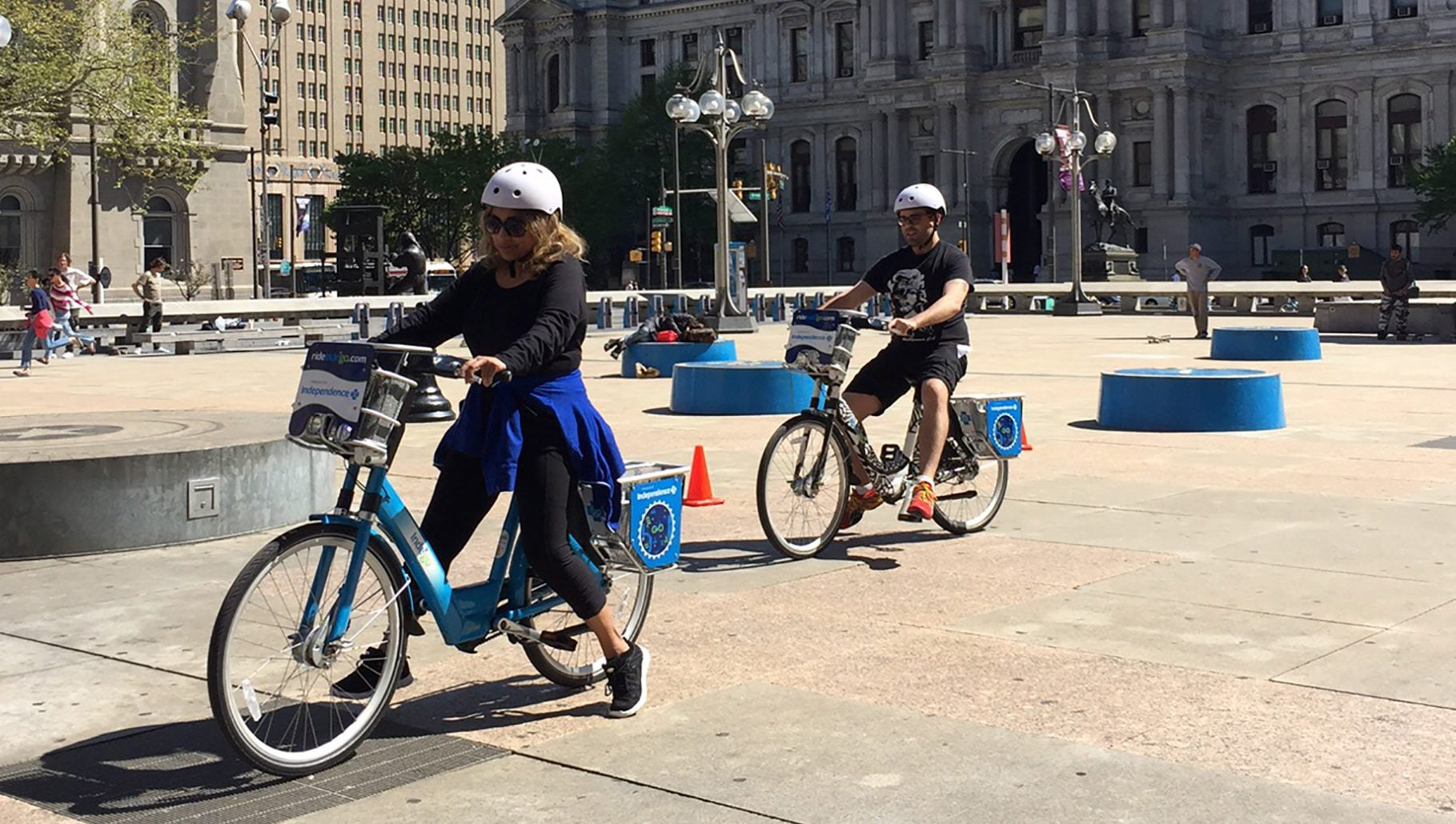 Urban Bicycle Ride training and class in Philadelphia