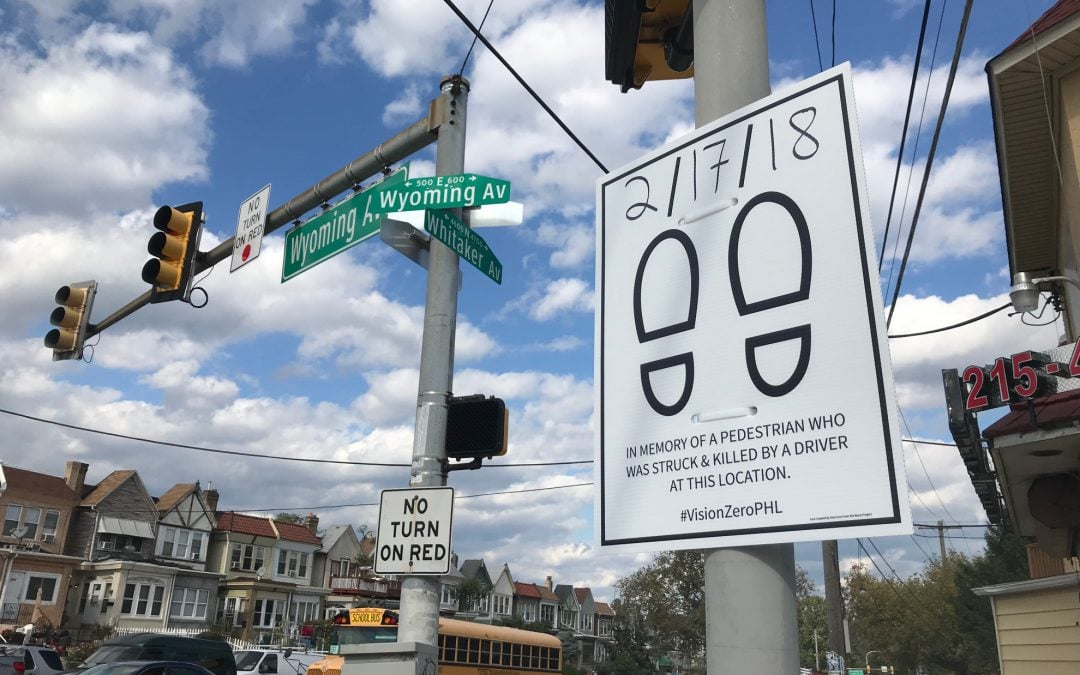 Philadelphia Pedestrian Traffic Deaths Surge