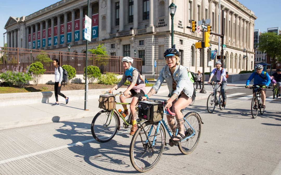 Where to Ride: How to Bike to Philly's Cultural Institutions