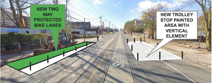 New Complete Streets Projects Coming to Southwest Philadelphia