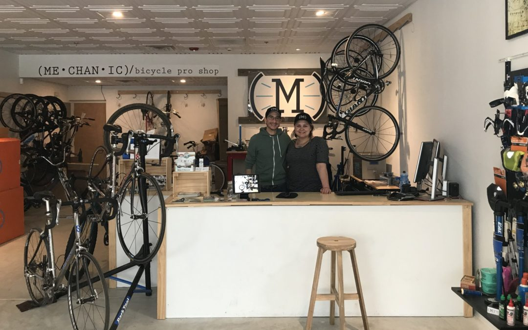 Bike Shops That Rock: MECHANIC / bicycle pro shop