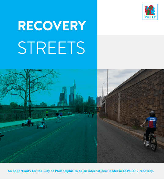 Recovery Streets: A Platform to Help Philadelphia Get Through the Pandemic