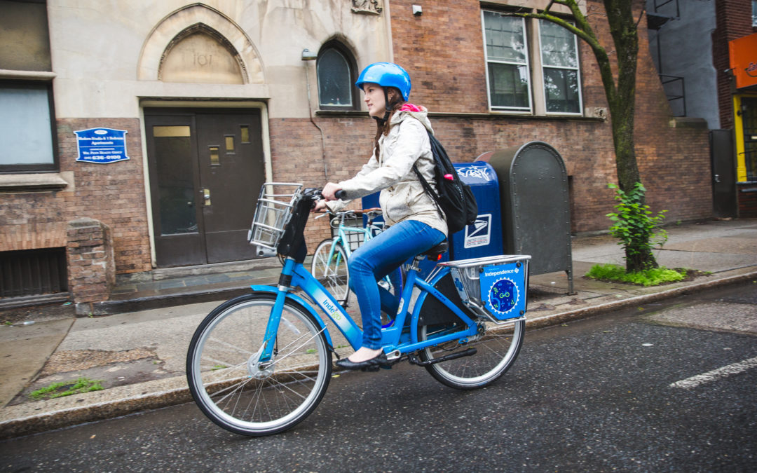 Tips for New Bike Commuters, As Crowdsourced on Instagram