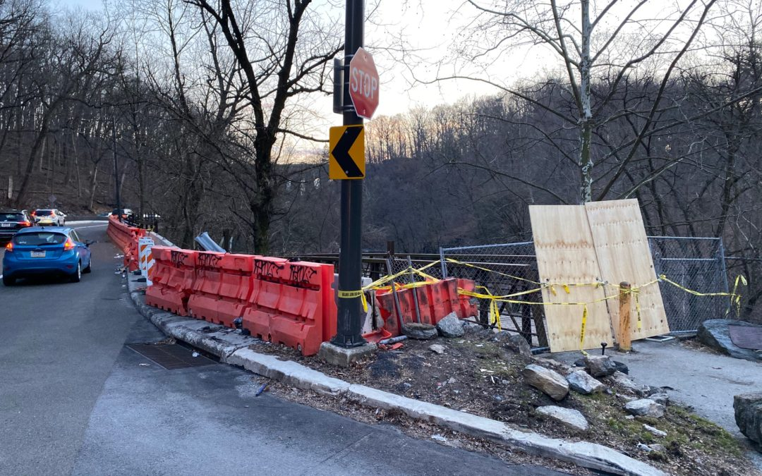 Wissahickon Bridge — Still Closed. Here are the Detour Routes