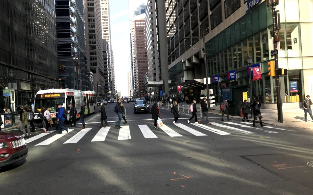 Vision Zero 20/20: How Pedestrian Safety Is Enhanced Through Vision Zero