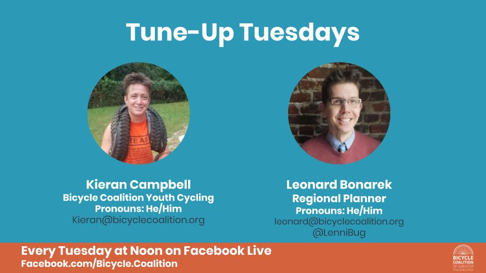 Introducing: TUNE-UP TUESDAYS