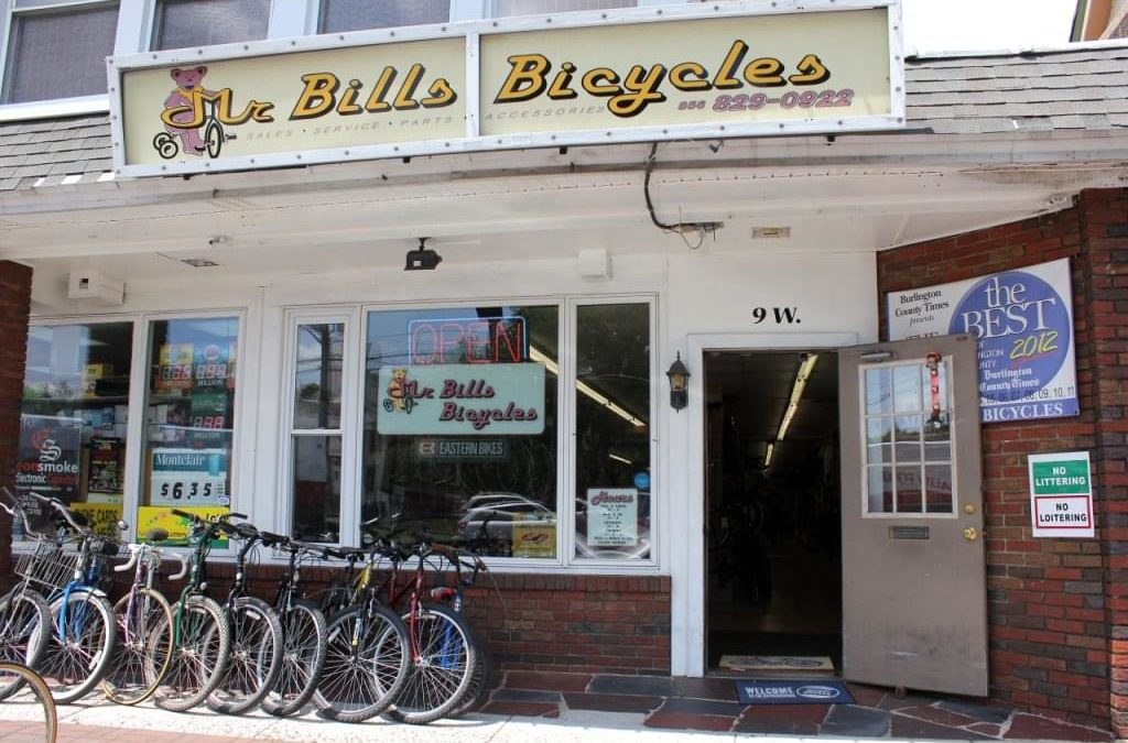 "Bike Shops are ""Essential"" in New Jersey"