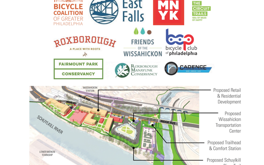 Groups Call For Action on the Wissahickon Gateway Trail
