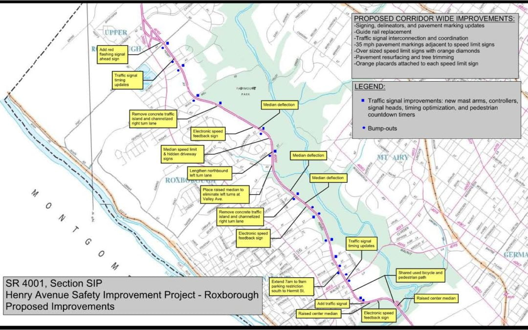 How To Submit Comments on Henry Avenue and Other Transportation Projects