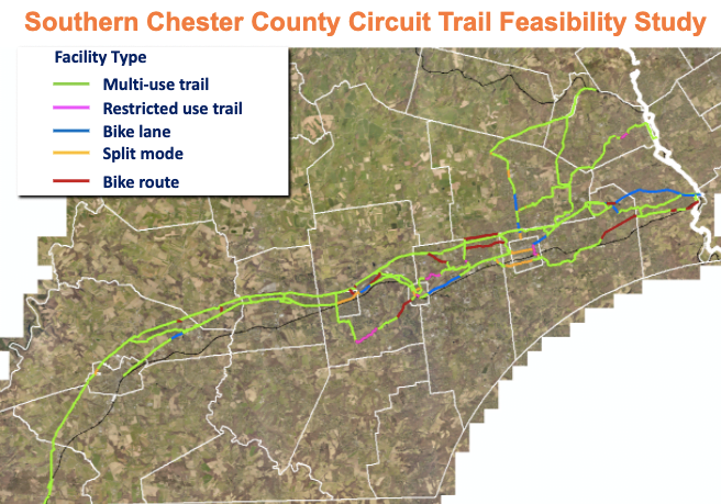 A New Trail Is Planned In Southern Chester County, And You Can Participate