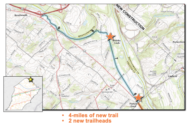 Chester County Set To Proceed With Key Trail Link