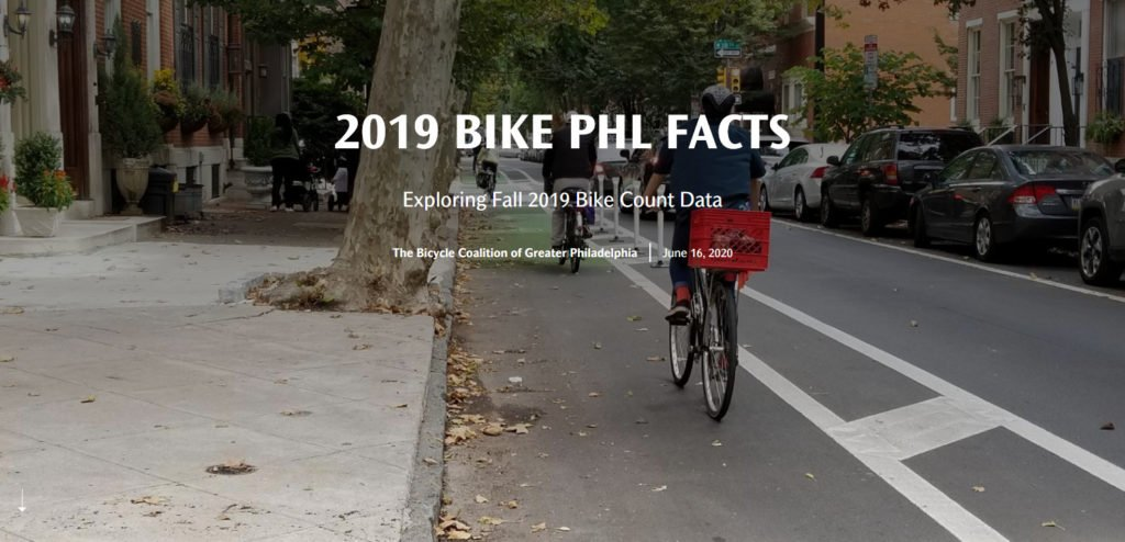 2019 Bike PHL Facts