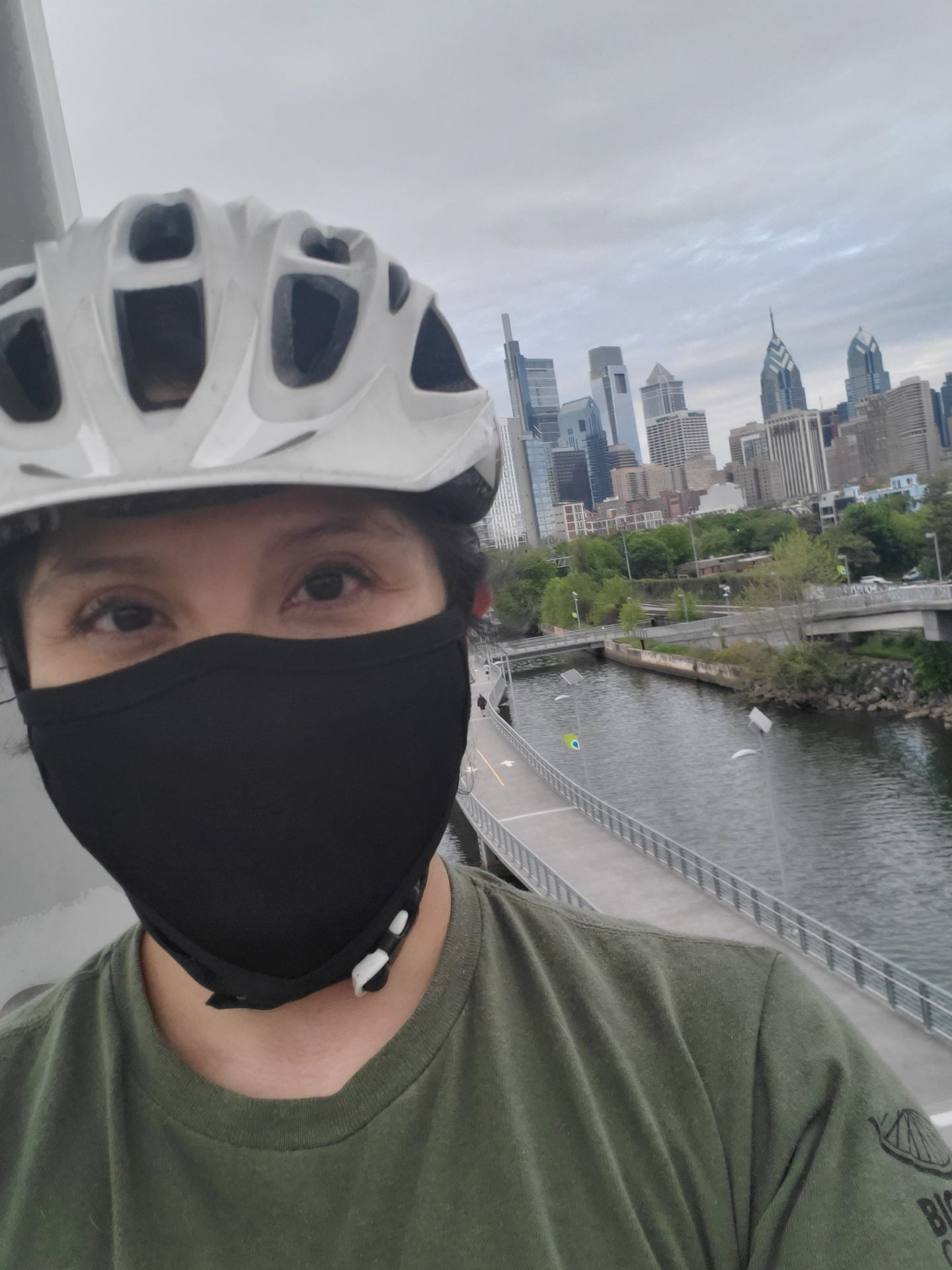 Bike in Philly