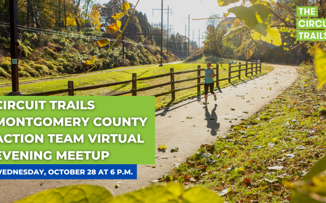 Help Montgomery County Contribute to Reaching 500 Miles of Circuit Trails by 2025