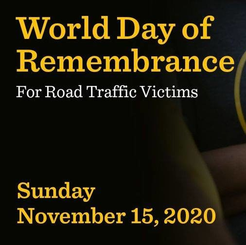 Join Us for an Online World Day of Remembrance on Sunday