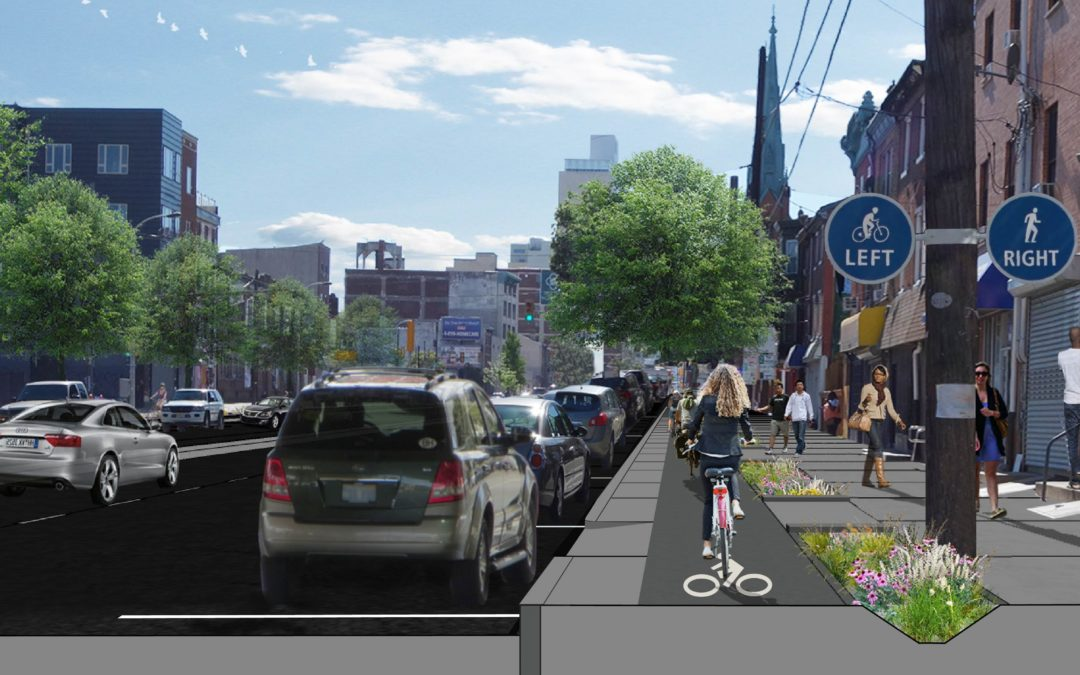 Spring Garden Street Greenway Petition: Sign to Fund and Build by 2025