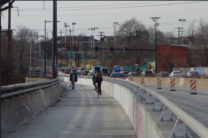 Grays Ferry Bridge To Provide Safe Bike/Ped Routes Over Schuylkill River