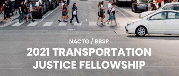 Transit Forward Philadelphia Manager Yasha Zarrinkelk Receives NACTO 2021 Transportation Justice Fellowship